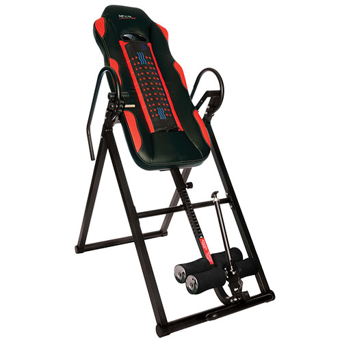 Heat/Massage Inversion Table