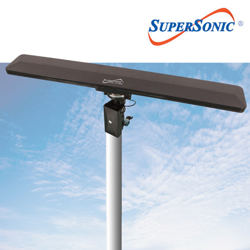 'Outdoor Digital Flat Rotating Antenna'