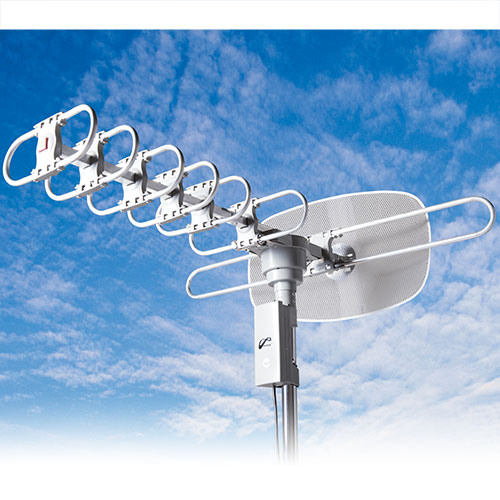 'PPG Motorized Outdoor Antenna'