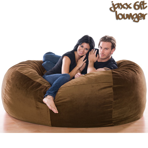 Jaxx Lounger 6 Ft. - Chocolate