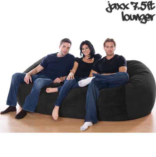 'Jaxx Lounger 7.5 Ft - Black'