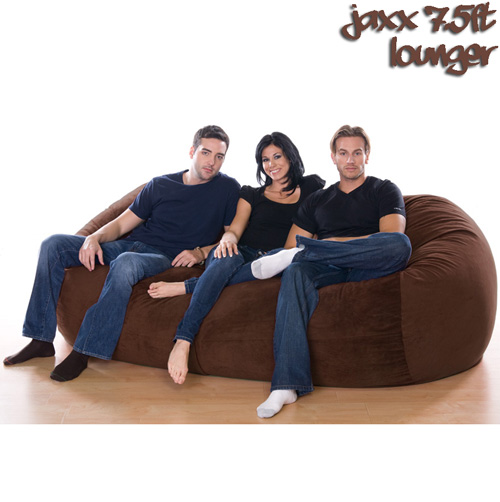 '7.5FT VELISH BEANBAG-ESPRS'
