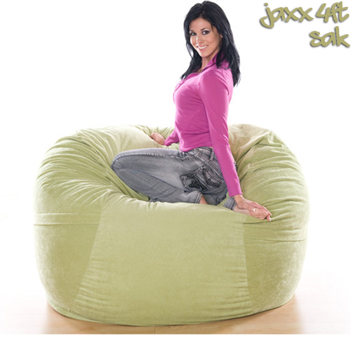 'Jaxx Sac 4 Ft - Apple'