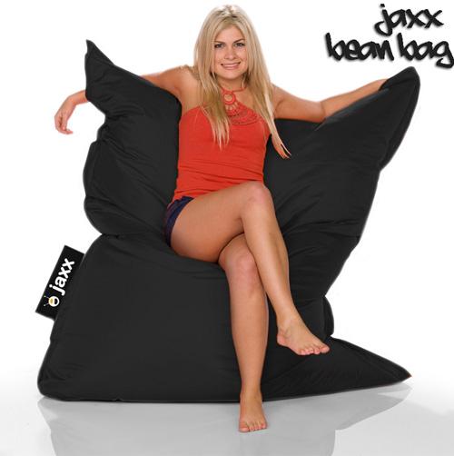 Jaxx Beanbag - Black