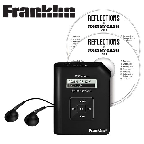 'Johnny Cash Electronic Bible Reflections'