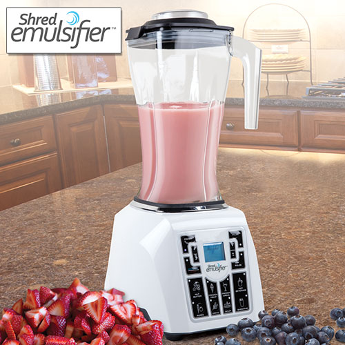 'Shred Blender and Emulsifier'