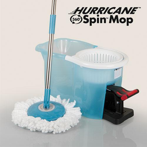 'Hurricane Spin Mop'