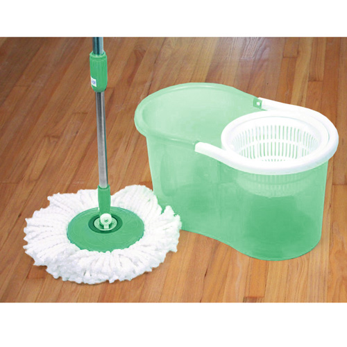 'Clean Spin Mop - Green'