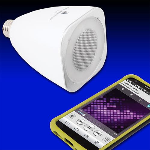 'AWOX LED Bulb Speaker'
