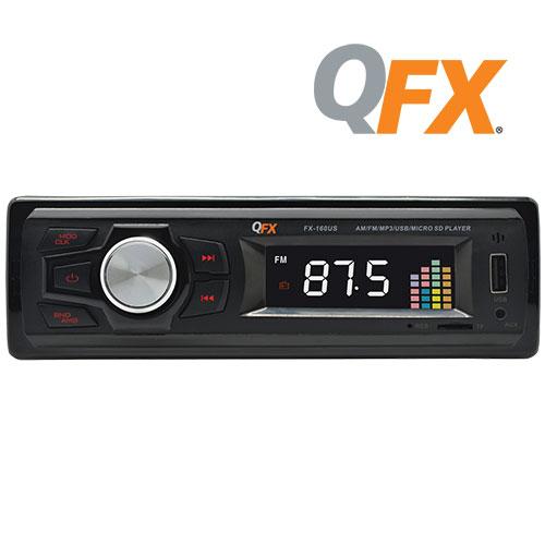 'QFX AM/FM Stero'