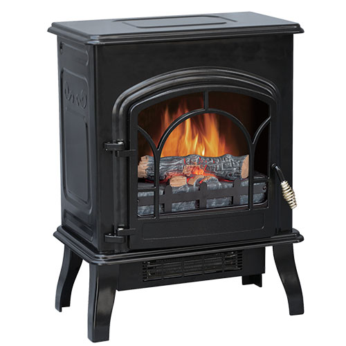 'Eletric Stove Fireplace'