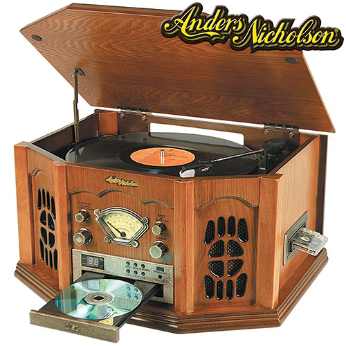 'Oak Anders Nicholson® System'