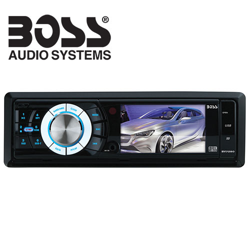Boss Car Stereo