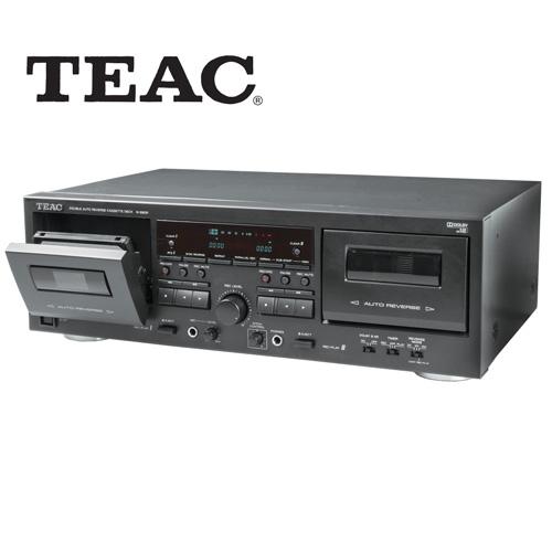 'Teac Double Cassette Recorder'