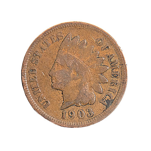 'Indian Head Penny Set'