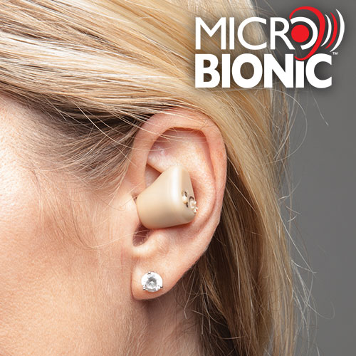 Micro Bionic Hearing Amplifier