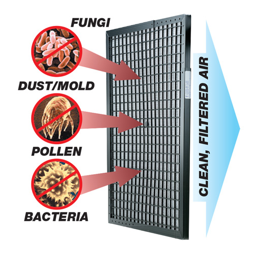 Web Plus Furnace Filter