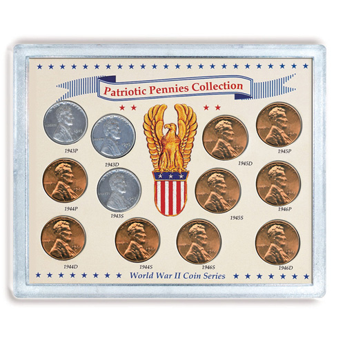 'Patriotic Pennies Collection'