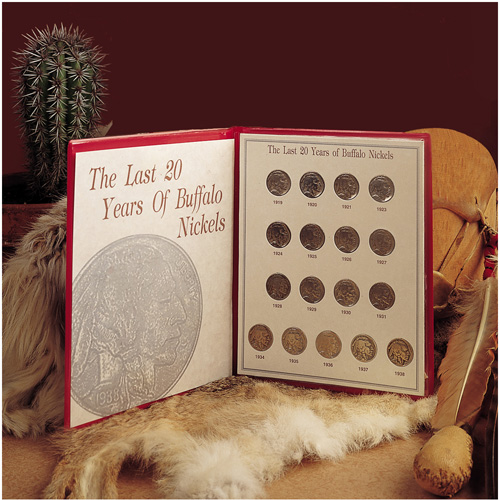 'Last Twenty Years of Buffalo Nickels'