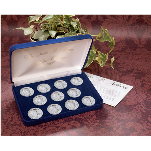 'Complete Susan B. Anthony Dollar Collection'