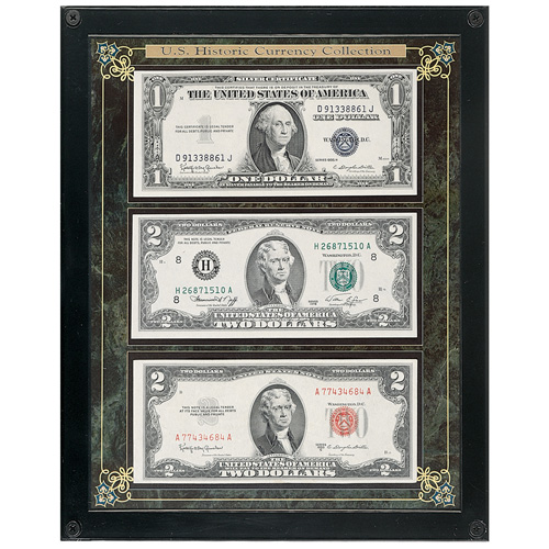 'Historic U.S. Currency Collection'