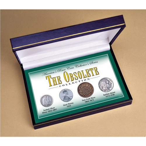 'America's Rare Coin Collector's Series - Obsolete Collection'