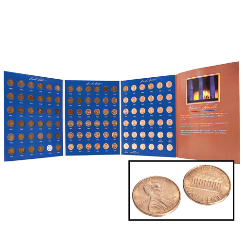 '1909-2009 Lincoln Cents'