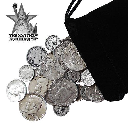 Quarter Pound Silver Coins