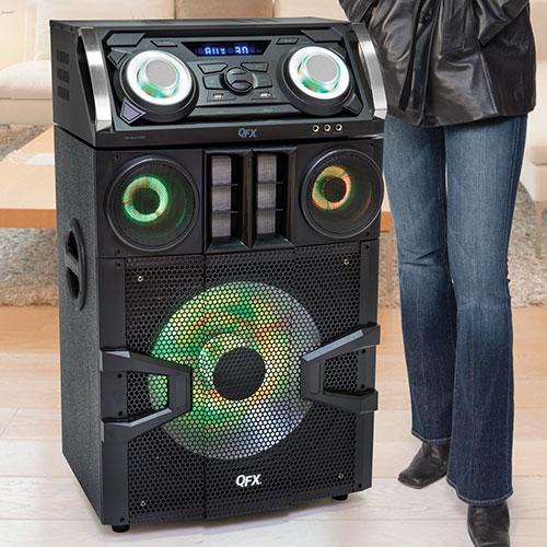 Bass-Thumper Hi-Fi Audio System