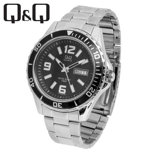 Q&Q Diver's Watch