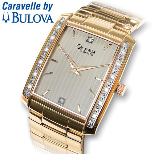 Bulova Caravelle Diamond