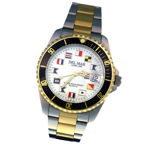 'Mens Nautical Watch'