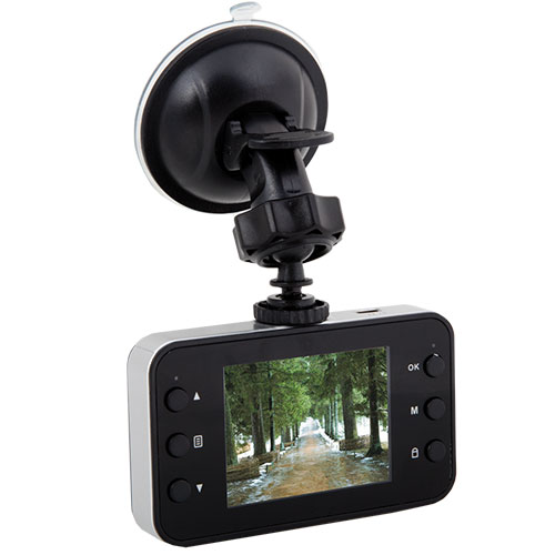'720 HD Dashcam with Night Vision'