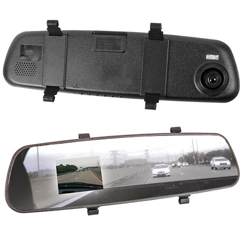 Rear Mirror Cam DVR Recorder