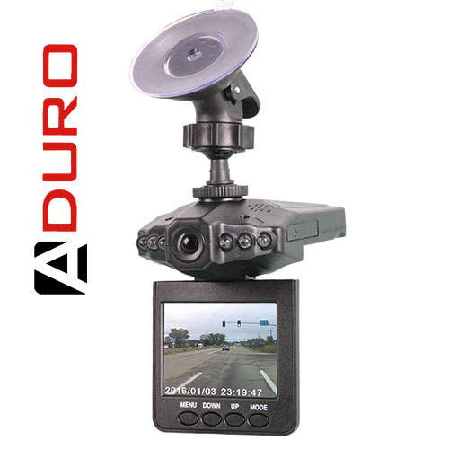 "You can also record points of interest or take still photos. Features 2.5"" TFT swivel screen, 1280x720 resolution video, 270"