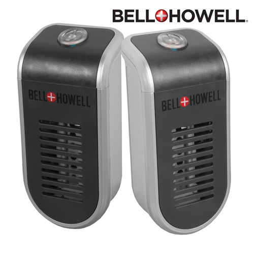 'Bell & Howell Ionic Maxx Air Purifier - 2 Pack'
