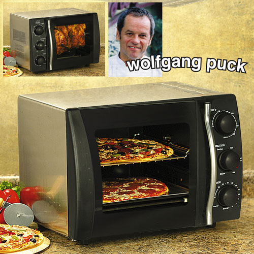 Wolfgang Puck Countertop Convection Oven : Wolfgang Puck Convection Oven Model# BTOBR0015