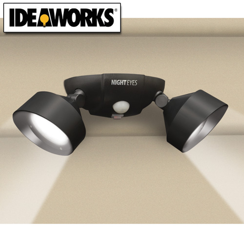 'Twin Wireless Spotlights'