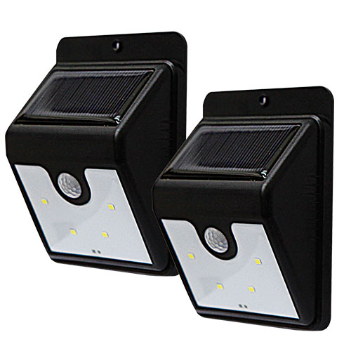 Motion Activated Solar Lights