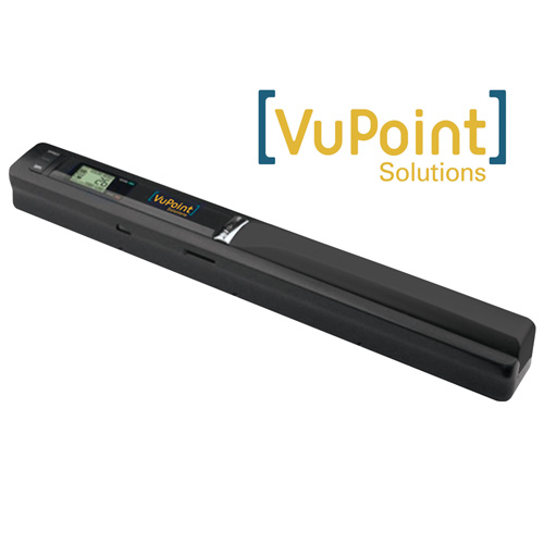 VuPoint Handheld Scanner