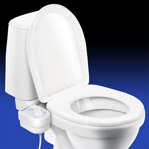 'Toilet Bidet Attachment'