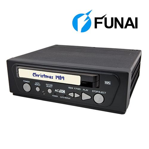 'Funai Video Cassette Player'