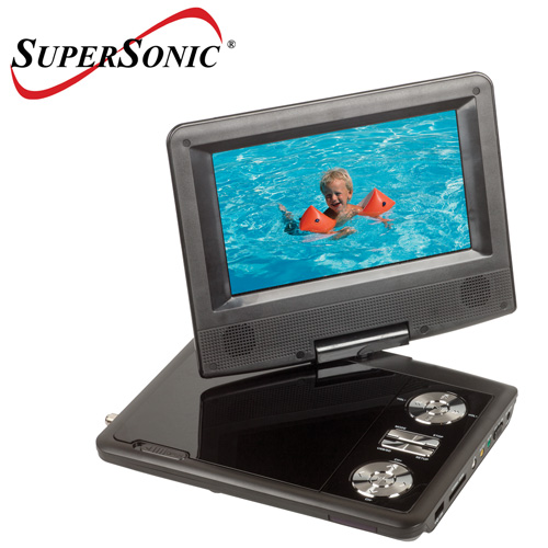 Portable TV/DVD Player