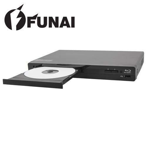 'Funai Blu-Ray DVD Player'