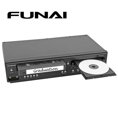 'Funai DVD/VCR Combo'