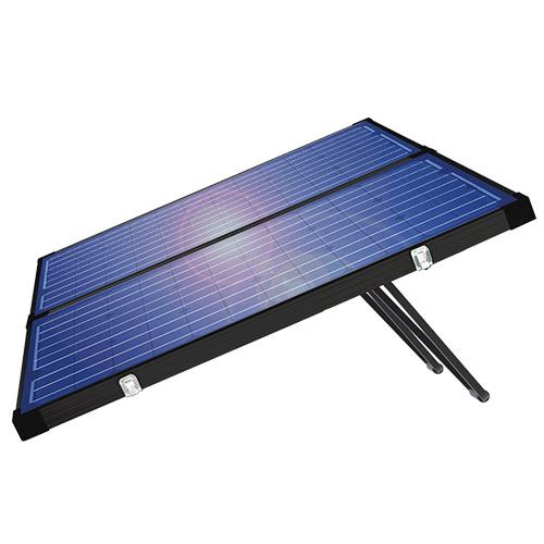 120 Watt Briefcase Solar Panel