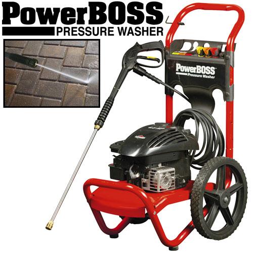 pressure powerboss washer 2200psi