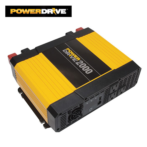 'Power Drive 2000W Inverter'