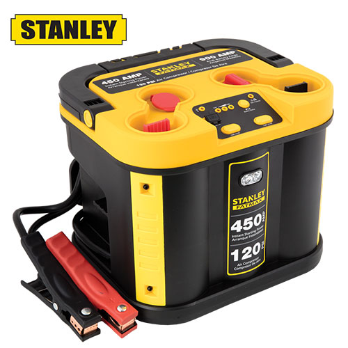 'Stanley FatMax Jump Starter'