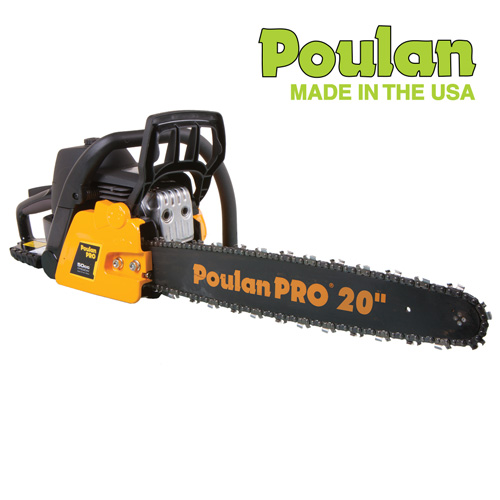 'Poulan Gas Chainsaw - 20 inch'
